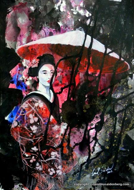 Akame,  à venda pelo espaço escultural eescultural@ig.com.br, (11) 3044-9594