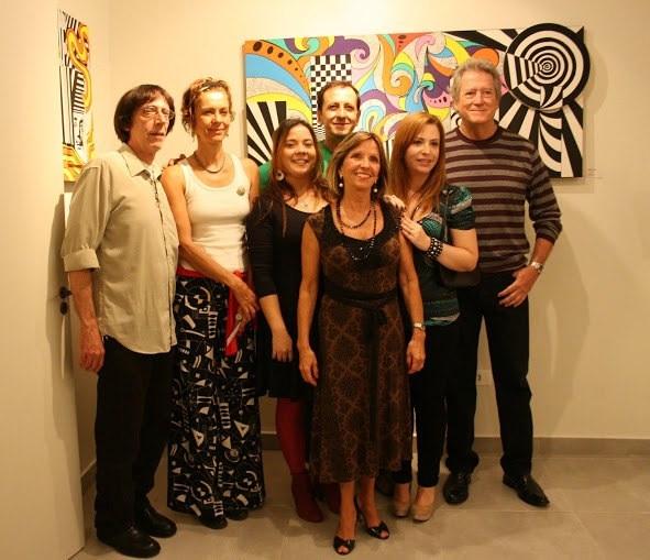 entrecores gallery exposition