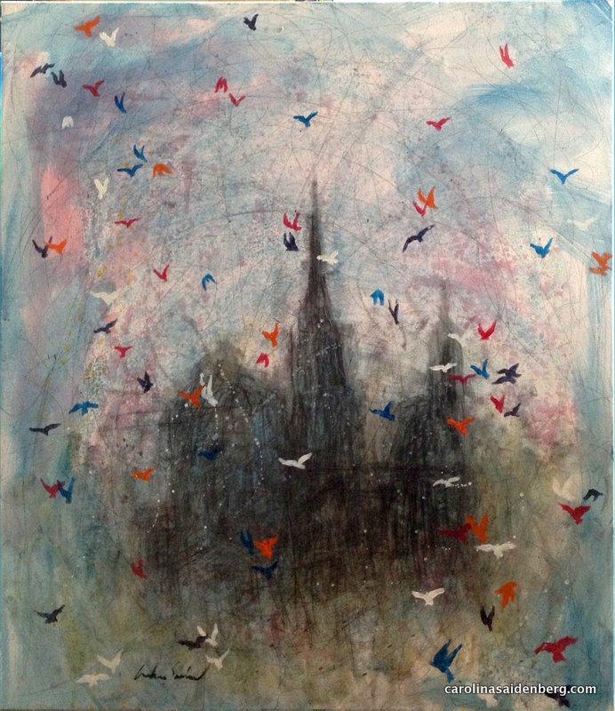 #214 catedral se 70x80 mista 2014