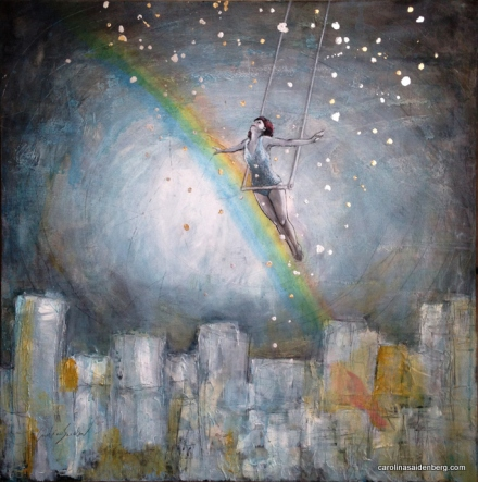 #261 arcoiris 60x60 tec mista 2015-001
